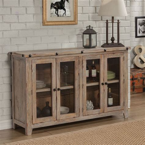 solid pine accent cabinet   doors accent chests
