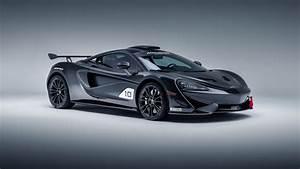 2018 McLaren MSO 10 Grey Black 5K Wallpaper HD Car