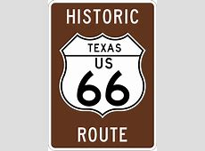 Route 66 THCTexasgov Texas Historical Commission