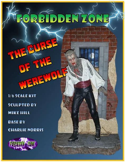 prize forbidden zone jerseyfestfair donated sized kit curse werewolf diorama bust horror