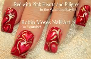Nail art quot valentine s day nails