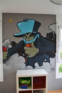 Graffiti Für Kinderzimmer : graffiti basel kinderzimmer dekoration k nstler ~ Sanjose-hotels-ca.com Haus und Dekorationen