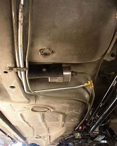Ls1 Fuel Tank  Plastic 99-02 Style