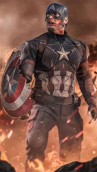 Captain America Shield Broken Iphone Avengers Marvel