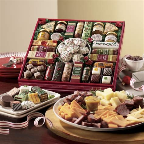 hillshire farm christmas gift set hillshire farm sausage cheese sler gift set 20 1 oz food beverages tobacco food