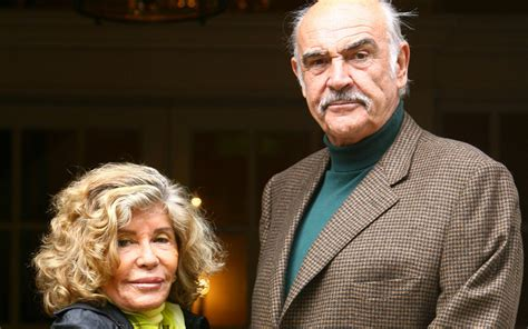 Sir Sean Connery's Wife To Stand Trial Over Fraud