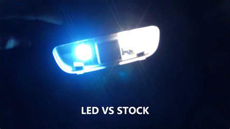 led lights vs stock 2013 subaru wrx