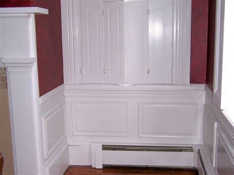 Trim For Wainscoting by Wainscoting Trim Ri Ma Kmd Custom Woodworking 401