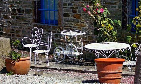 Gartendekoration Metall by Gartendekoration Weltweit Ideen Aus Rostigem Metall Holz