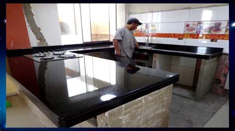 tableros encimeras cocina granito marmol lima youtube