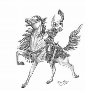Heimdall Norse Mythology Symbol