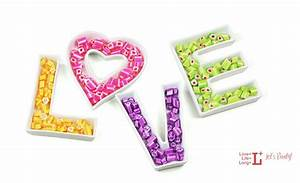 online buy wholesale ceramic love letter dishes from china With acrylic letter candy dishes