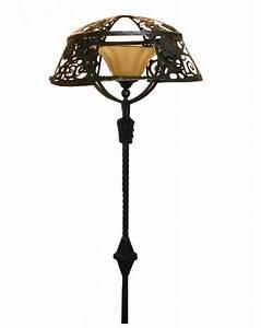 Lampadaire Art Deco : lampadaire en fer forg art d co fin 1920 paul bert serpette ~ Teatrodelosmanantiales.com Idées de Décoration