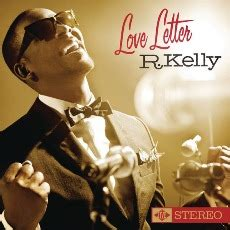 r kelly love letter letter r album 24186 | RKelly Love Letter