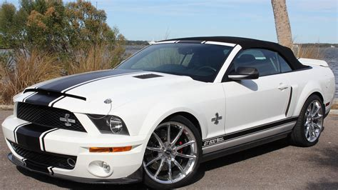 shelby gt super snake convertible  dallas