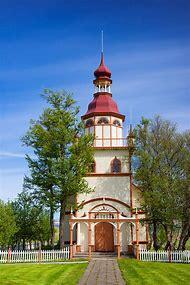 Beautiful Catholic Churches in Iceland