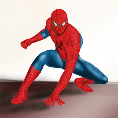 learn   draw spiderman spiderman step  step