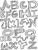 Alphabet Script Coloring Pages Letters Lettering Writing Hand Creative Calligraphy Printable Lyrics sketch template