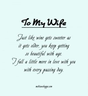 thankful   wife quotes quotesgram