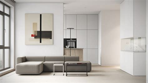 Apartments Minimalist by A Minimalist Apartment In Odessa For A Bachelor Design Milk