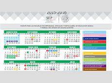 cctmexico Calendario oficial del Instituto de Educación