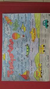 Interactive Charts For Preschool Transportation Anchor Chart Transportation Preschool