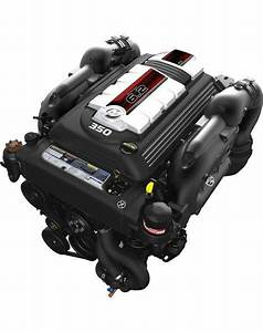 Mercruiser 6 2l Mpi 350hp New Marine Engine