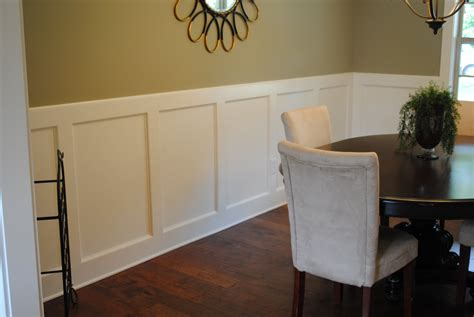 Chair Rail : Painting Dining Room With Chair Rail