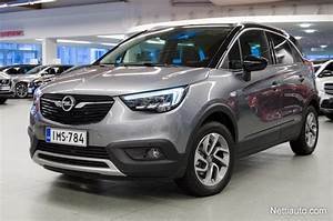 Opel Crossland X Innovation : opel crossland x innovation 1 2 automaatti start stop 81 kw at6 4x4 2017 used vehicle nettiauto ~ Medecine-chirurgie-esthetiques.com Avis de Voitures
