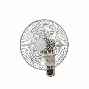 General Fan- U0026gt Wall Fan- U0026gt Remote Controlled- U0026gt M40m
