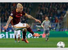 Chelsea target Radja Nainggolan but Roma want at least €