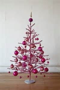 pink christmas tree pink anythings pinterest