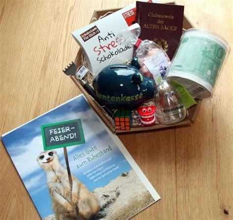 geschenke für den ruhestand 25 einzigartige pensionierung ideen auf geschenk abschied kollegin basteln