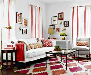 Decorating cheap pop art house and home decorating ideas for Brilliant interior color design ideas