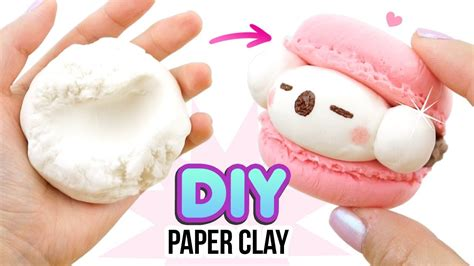 Diy Paper Clay!!! Comparing Diy Clay With Store Brands