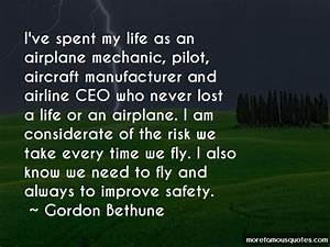 Quotes About Ai... Famous Flight Safety Quotes