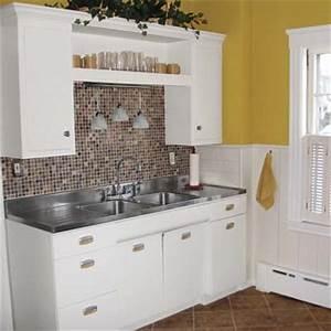 small kitchen remodel slate tile backsplash 1655