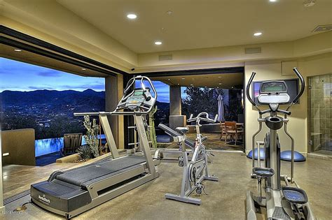 workout room mirrors 27 luxury home design ideas for fitness buffs
