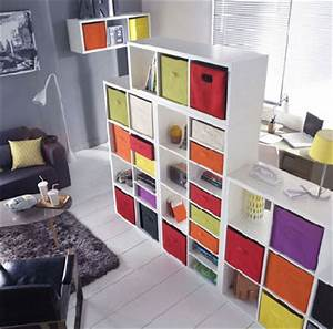 Ikea Cloison Amovible : cloison amovible ikea multi casiers rangement ~ Melissatoandfro.com Idées de Décoration