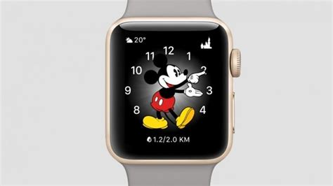 apple faces face smartwatch mickey mouse combos complication