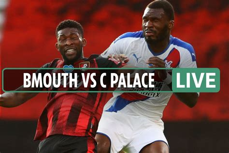 Bournemouth vs Crystal Palace FREE: Live stream, TV ...