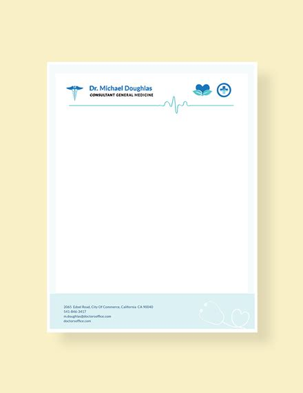 letterhead templates  ready