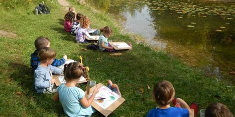 en plein air where and nature meet childhood 778 | painting en plein air3