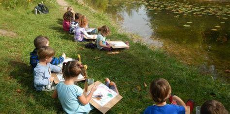 en plein air where and nature meet childhood 914 | painting en plein air3