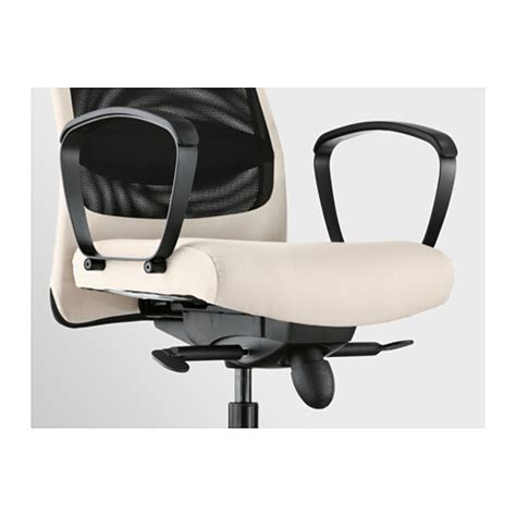 Markus Swivel Chair Vissle Beige by Markus Swivel Chair Vissle Beige Ikea