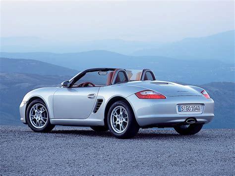 Porsche Boxster (987) Specs & Photos