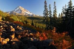 Mount Hood Oregon USA