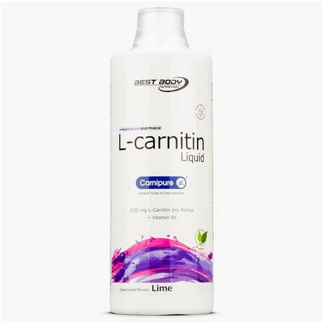 Best Body Nutrition - L-Carnitin - TRU·FIT