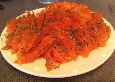 cuisine norvegienne 17 meilleures idées à propos de saumon gravlax sur