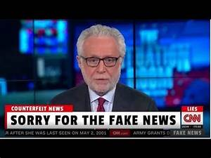 """CNN RETRACTS """"FAKE NEWS"""" STORY AND FORCED TO APOLOGIZE ON ..."""